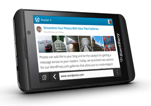 CEO BlackBerry บอก! ไม่มีแผนสำหรับ Mobile Device และแท็บเล็ตในอนาคต แต่จะเน้นให้บริการองค์กร