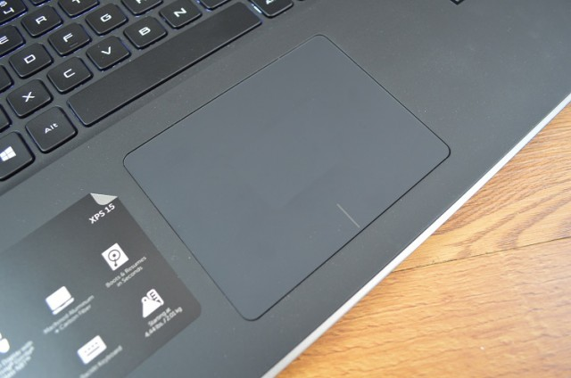 Dell-XPS-15-touchpad