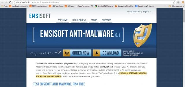 Emisoft Anti-Malware-0