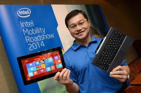 Intel Mobility Roadshow 2014 11