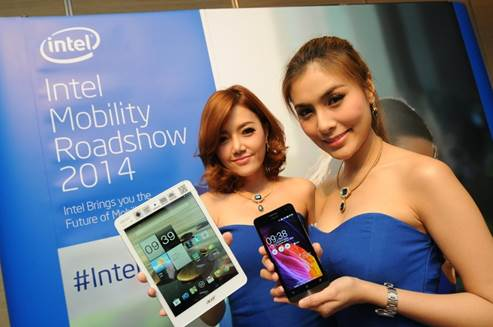 Intel Mobility Roadshow 2014 (12