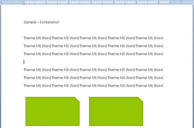 MS Word Screenshot-1