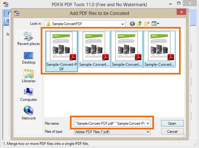 Merge PDF File-3