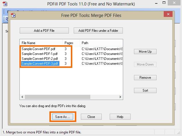 Merge PDF File-4