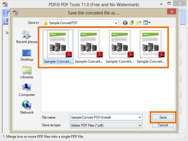 Merge PDF File-5
