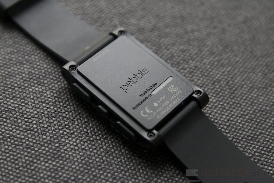 Pebble Smartwatch Review 007