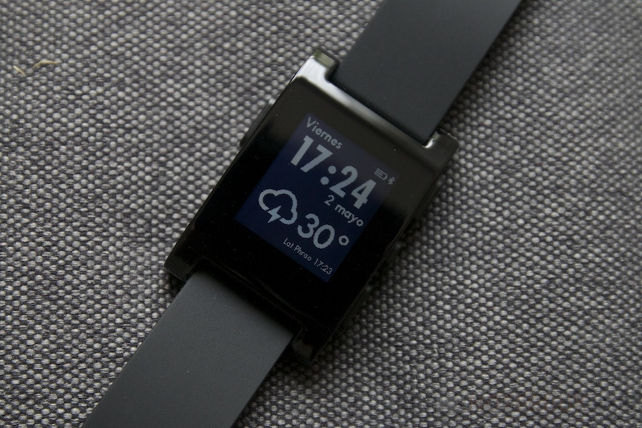 Pebble Smartwatch Review 022