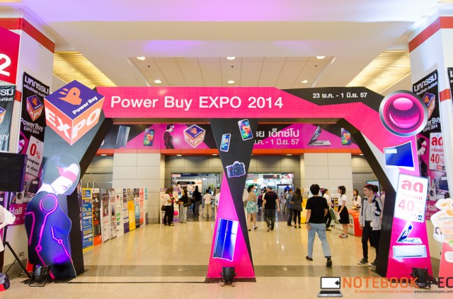 Power buy expo-2