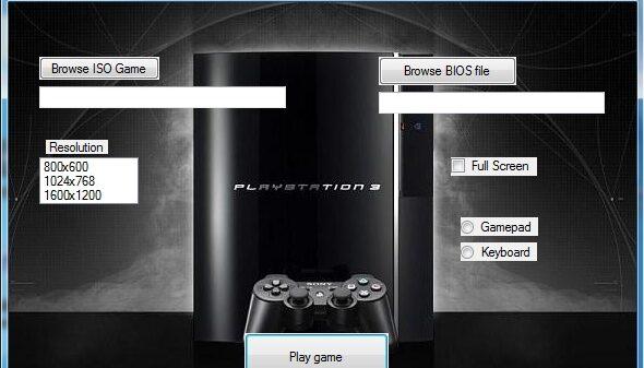 Sony PS3 Emulator BIOS v1.9 2011 Free Download