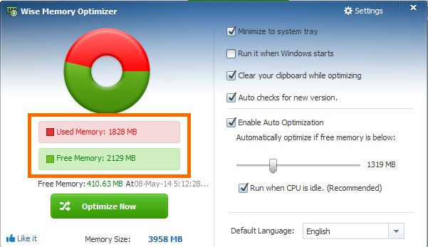Wise Memory Optimizer-1