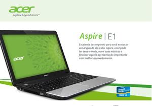 แนะนำโน้ตบุ๊ค Acer Aspire ที่ใช้ชิปประมวลผล Intel Core i3 รุ่นล่าสุด