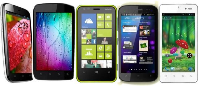 smartphones-INdia