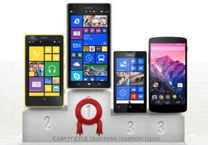 Nokia Lumia 1520 ขึ้นแท่นสมาร์ทโฟนเล่นเกมได้ดีที่สุด เหนือกว่า Samsung Galaxy S5