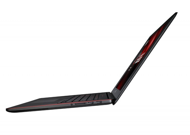 ASUS ROG GX500 Gaming Notebook