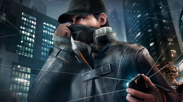 Aiden Pearce in Watch Dogs