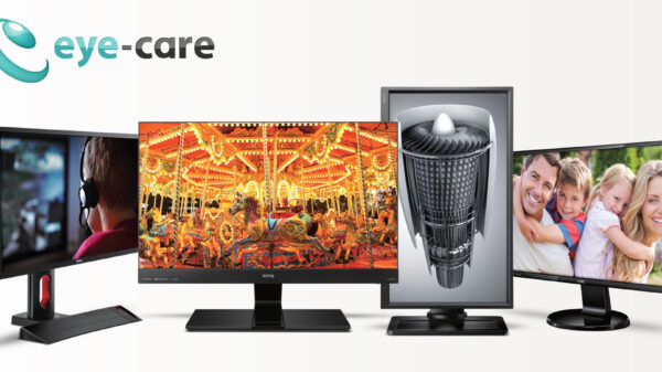 BenQ Eye Care LCD