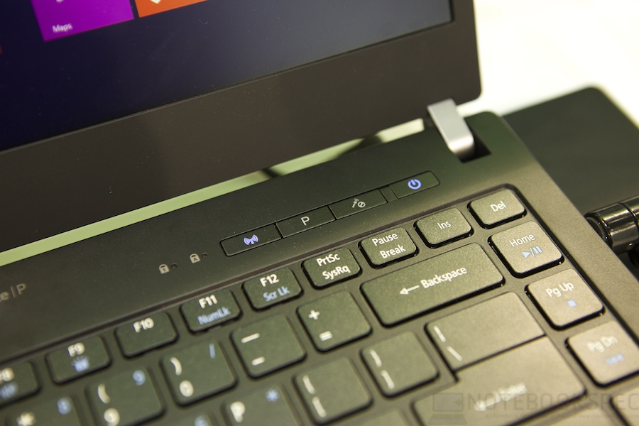 Computex 2014 Acer 110