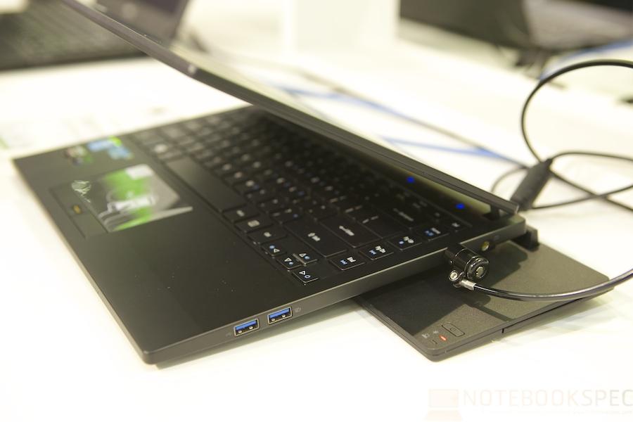 Computex 2014 Acer 115