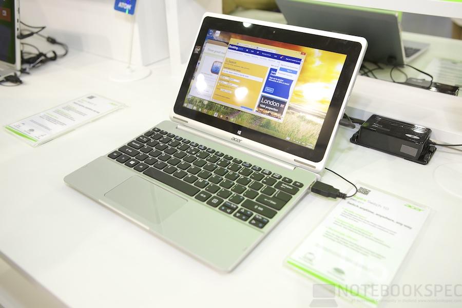 Computex 2014 Acer 135
