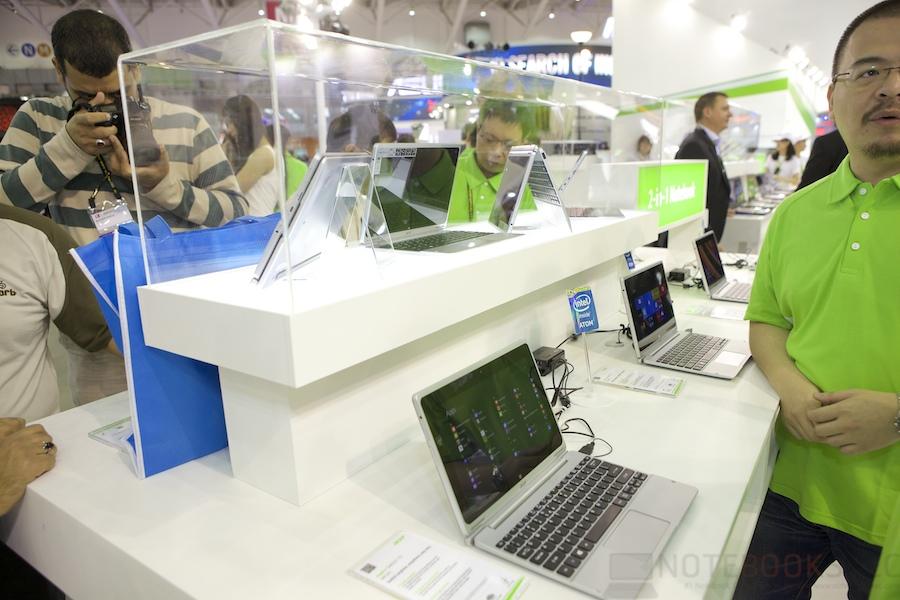 Computex 2014 Acer 141