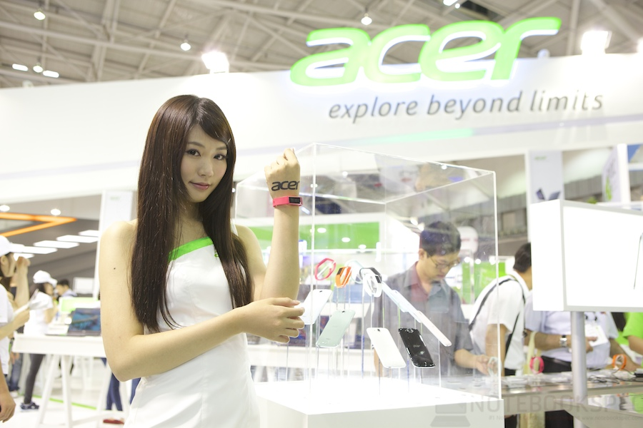 Computex 2014 Acer 151