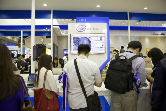 Computex 2014 Intel 034