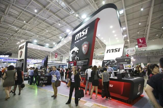 Computex 2014 MSI 002