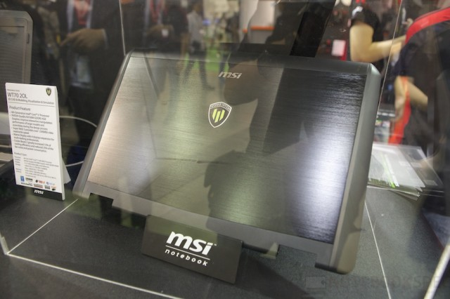 Computex 2014 MSI 070