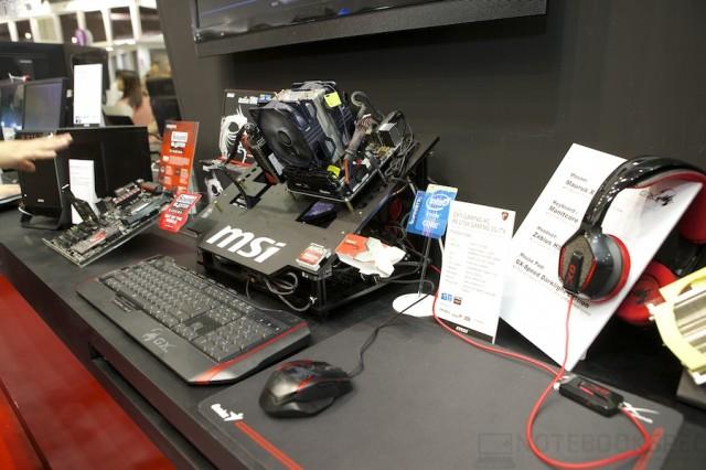 Computex 2014 MSI 111