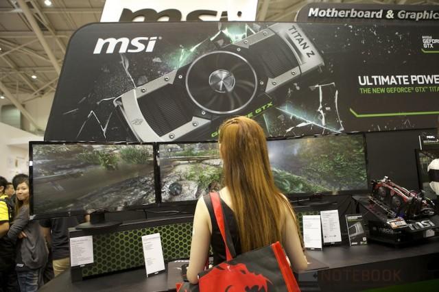 Computex 2014 MSI 126