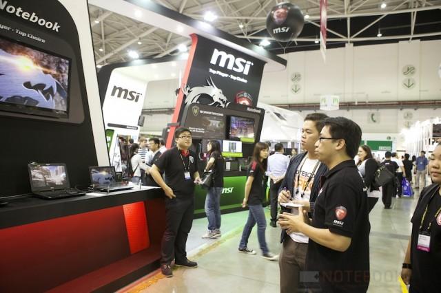 Computex 2014 MSI-2 004
