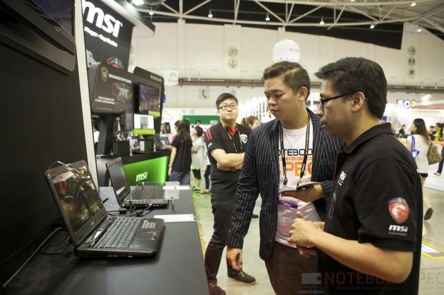 Computex 2014 MSI-2 007
