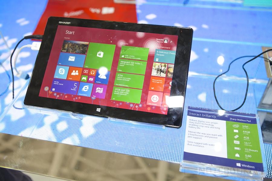 Computex 2014 Microsoft 006