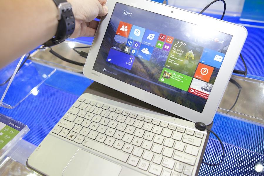 Computex 2014 Microsoft 033