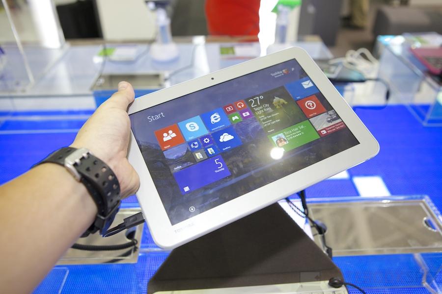 Computex 2014 Microsoft 034