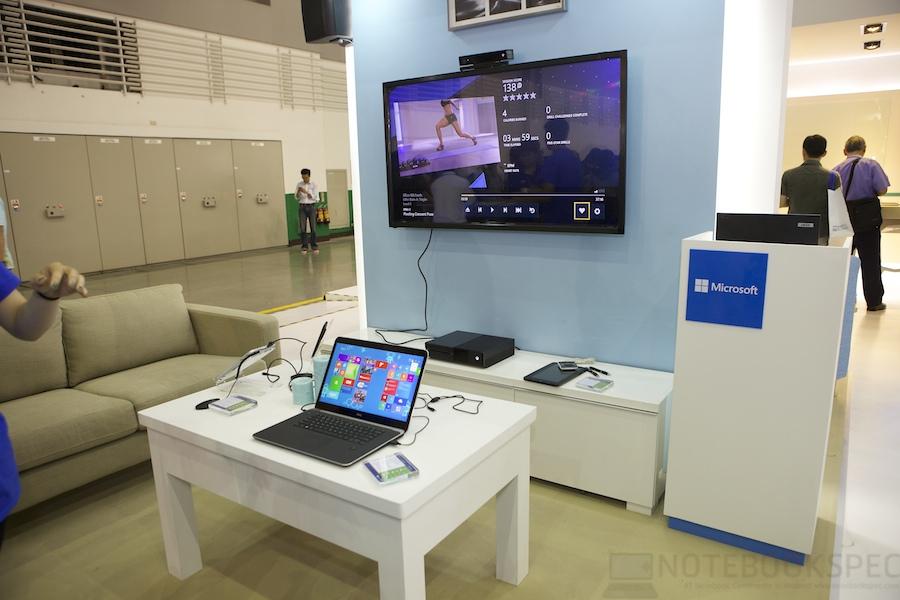 Computex 2014 Microsoft 056