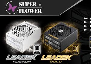 Ascenti Resources เปิดตัว Super Flower LEADEX PSU ที่มีการกล่าวถึงและรอคอยมากที่สุด !!