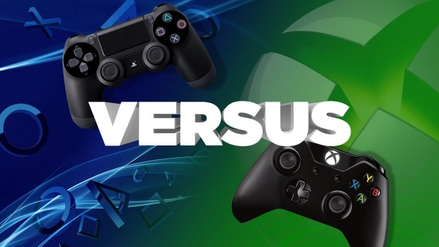 Xbox One and PS4 comparison