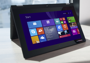 Lenovo Yoga ต้นแบบของ Hybrid Notebook และ Tablet ที่ใครๆ ก็ทำตาม