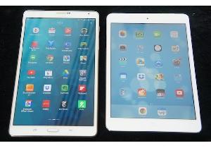 Samsung เปิดตัว Galaxy Tab s tablet ที่มาพร้อมกับหน้าจอ Super AMOLED