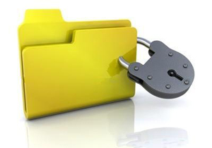 lock folder th