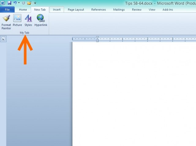 ms word-create-ribbon-7