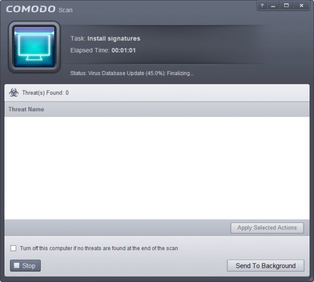Comodo Internet Security-3