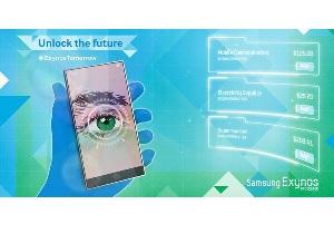 ลือ Samsung Galaxy Note 4 อาจจะมาพร้อมกับระบบปลดล๊อคด้วยการสแกนม่านตา
