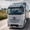 mercedes future truck 2025 300