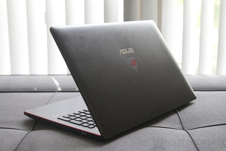 ASUS G550JK Review 023
