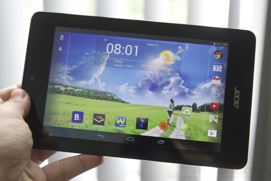 Acer Iconia One 7 (B1-730HD) Review 017
