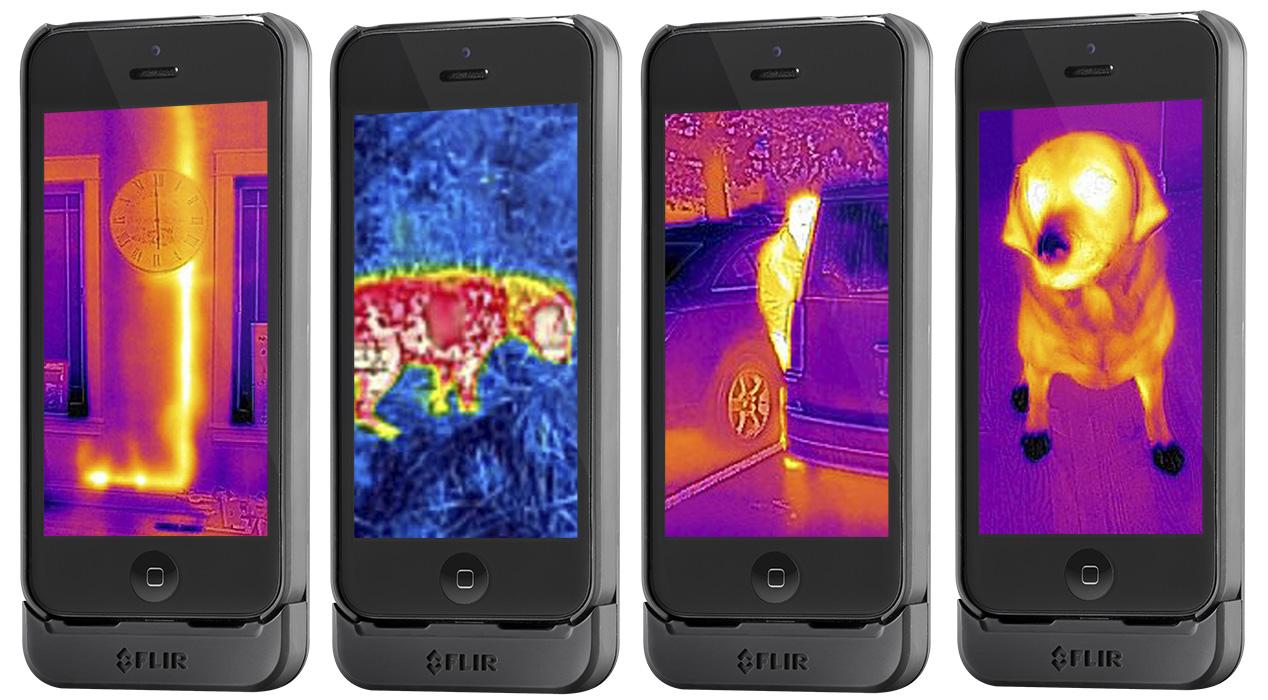 Flir iPhone 5
