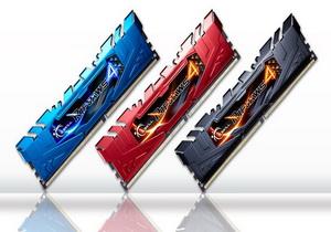 G.SKILL ประกาศเปิดตัว Ram แบบ DDR4 ในซีรีส์ Ripjaws 4