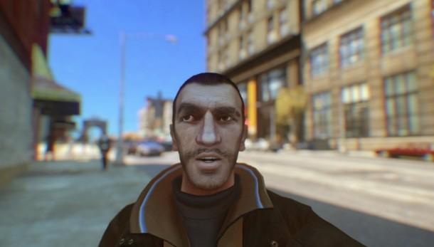 GTA4-Selfie
